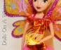 Jakks Pacific Winx Club Believix Stella light ball magic