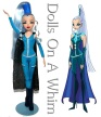Jakks Pacific Winx Club Original Outfit Icy Good Vs Evil full length front comparison