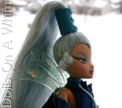 Mattel Winx Club Witch Icy head snow scene 2