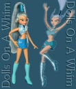Mattel Winx Club Witch School Civilian Cloud Tower comparison
