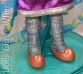Hasbro Moon Dreamers Star Gazer Scorceress Scientist leggings tights elvin shoes